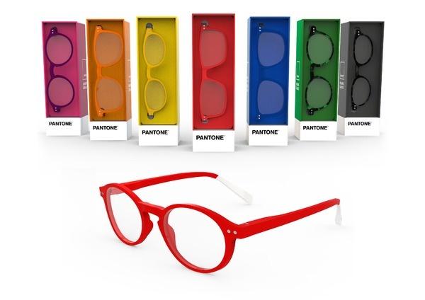 Pantone eyewear