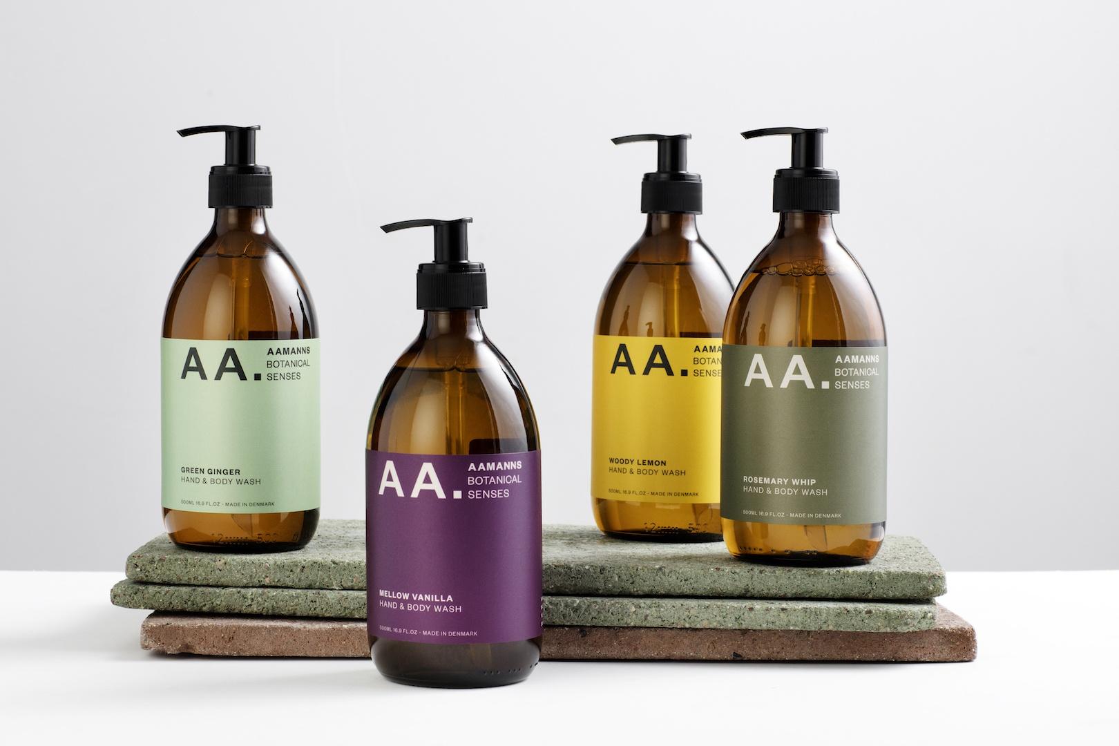 AA. Aamanns Botanical Senses