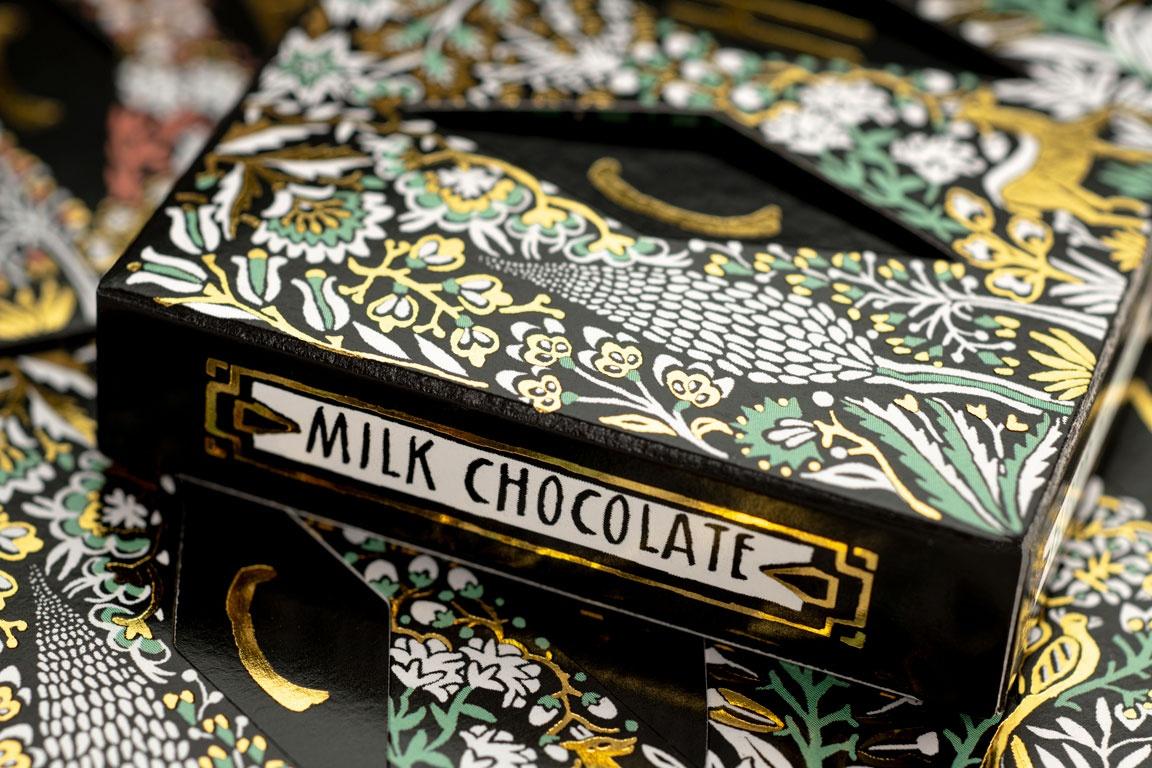 Chocolade van Snor