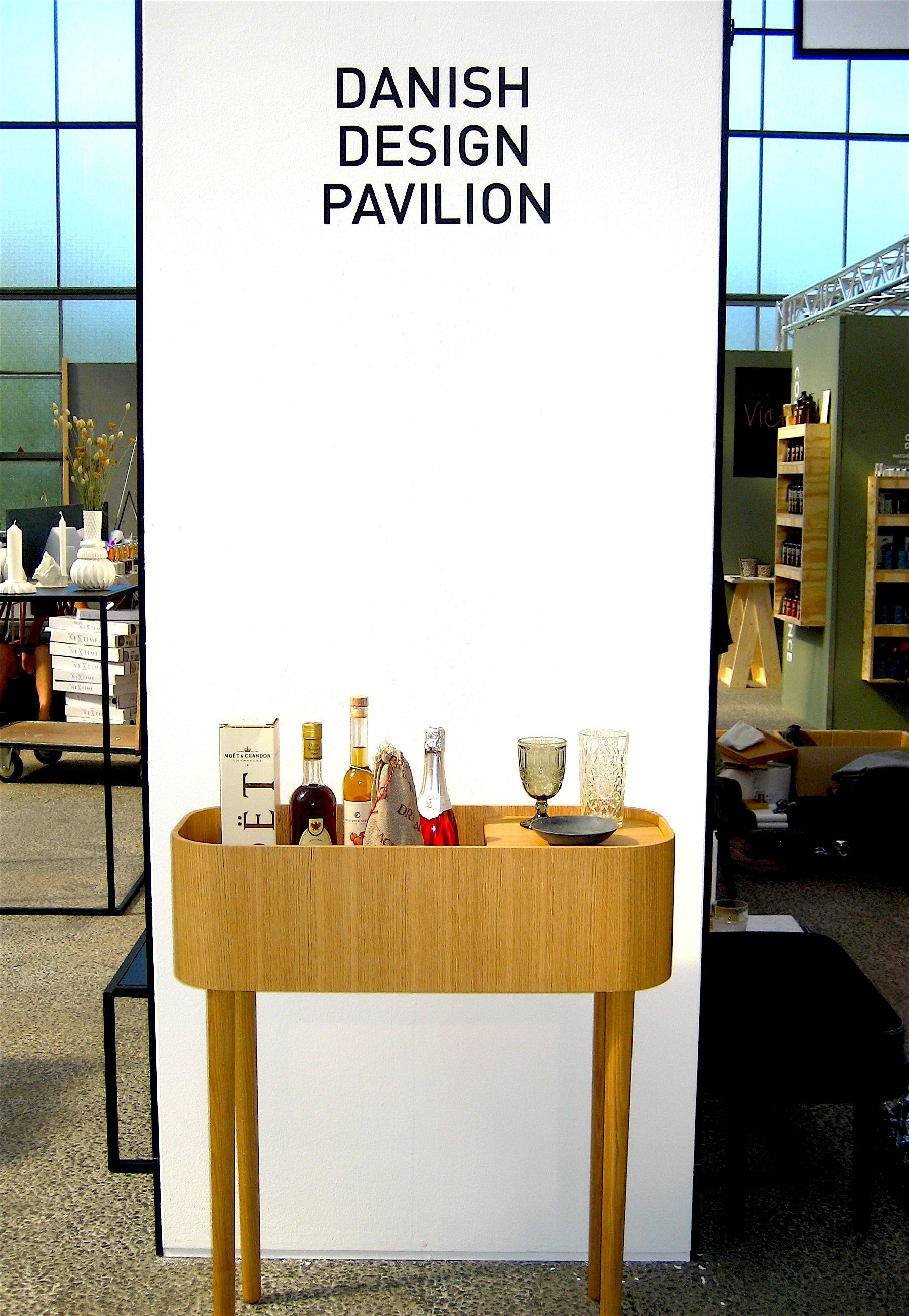 The Danish Design Pavilion