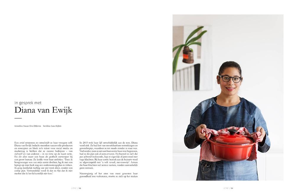 LIEFKE magazine