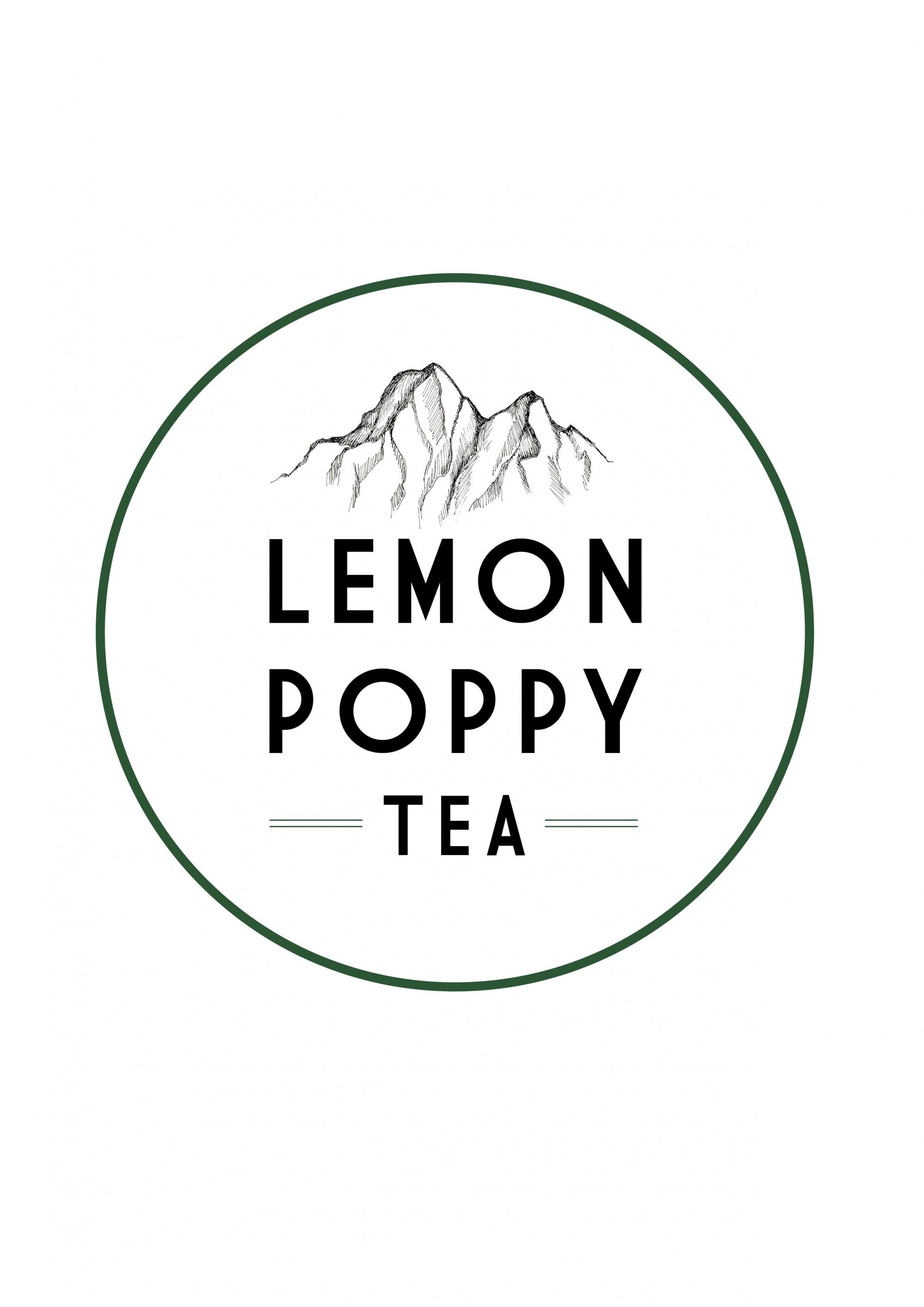 LEMON POPPY TEA