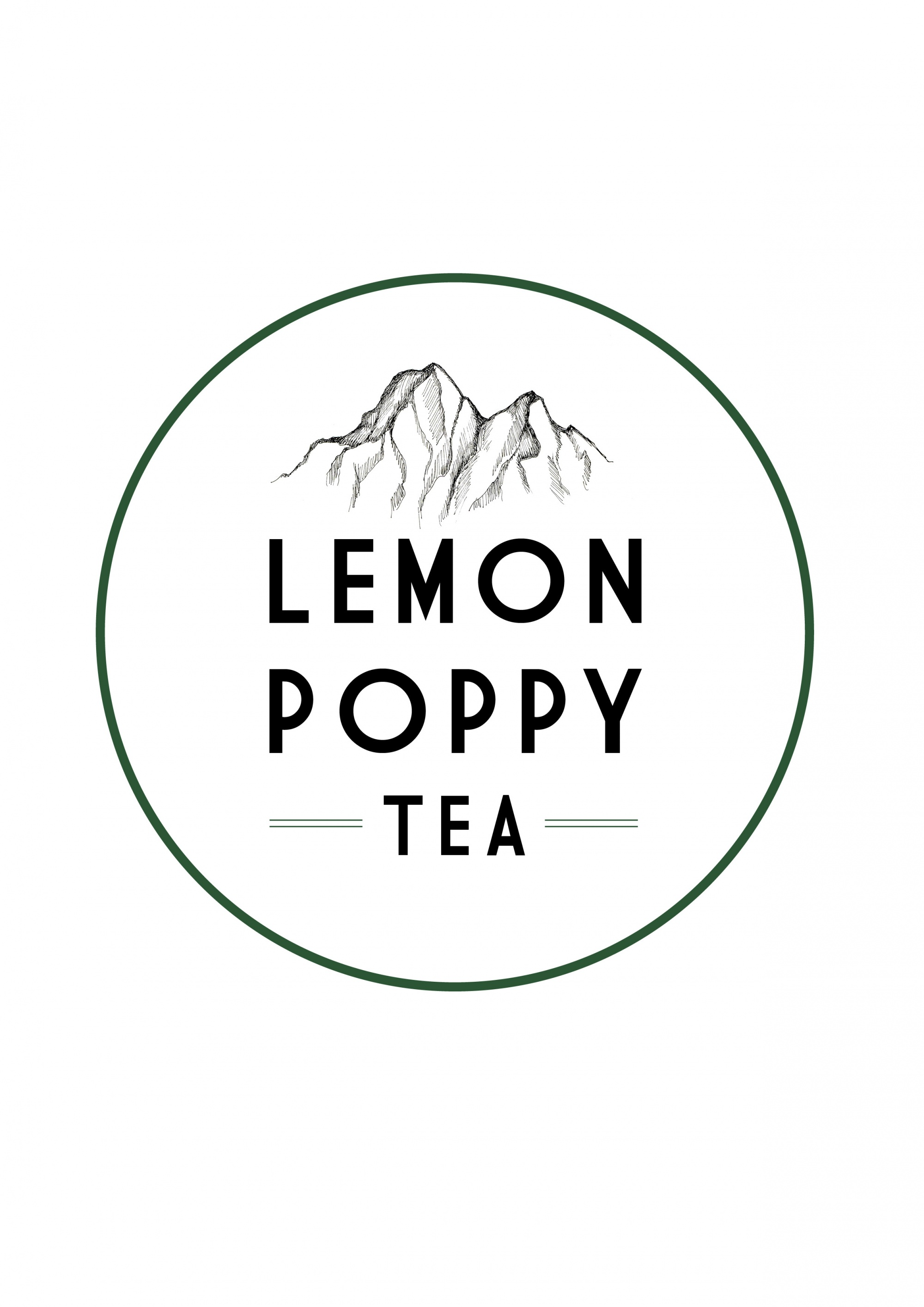 LEMON POPPY TEA