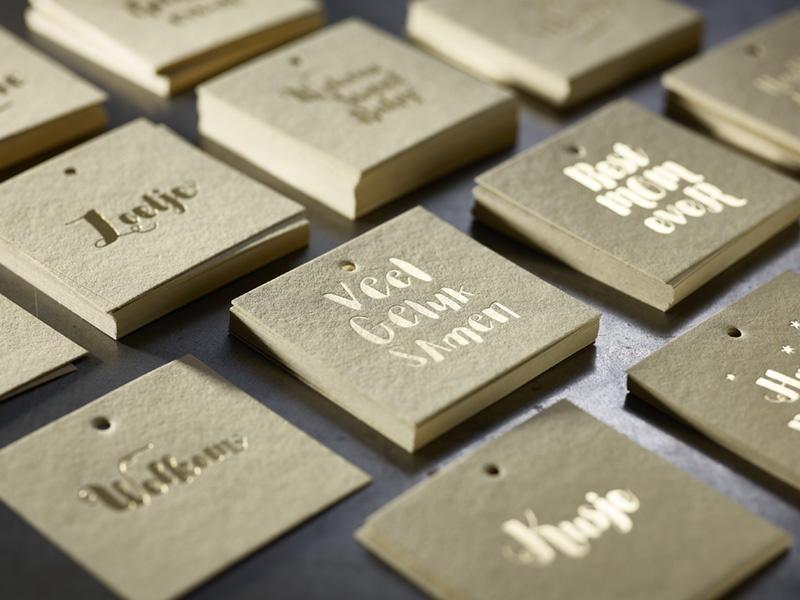 Letterpress Gust