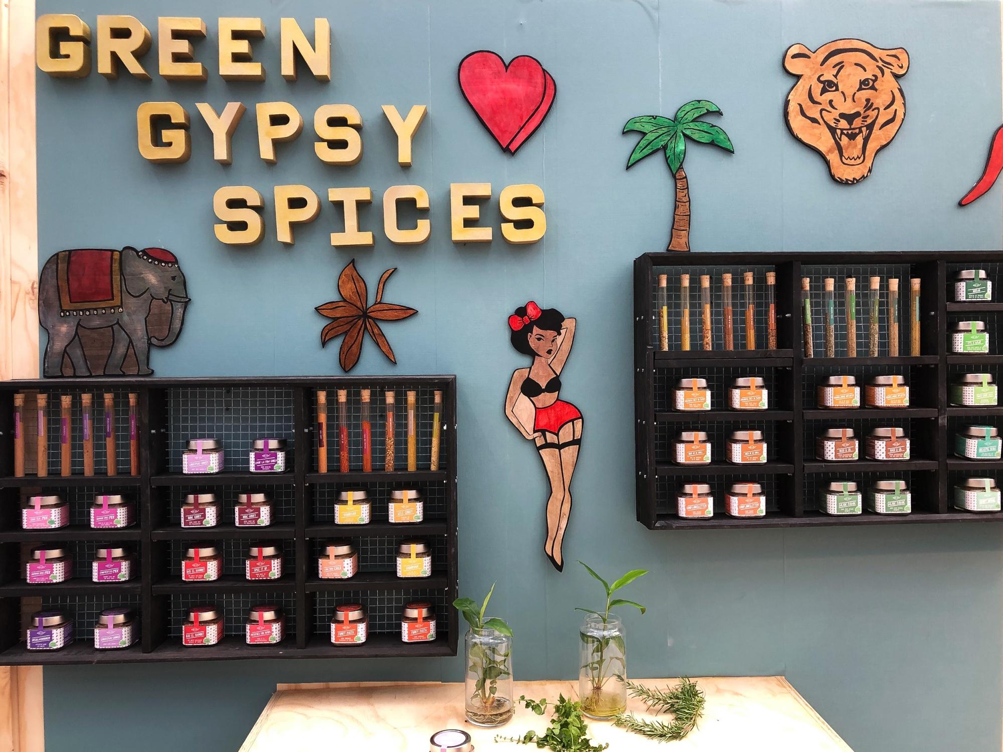 Green Gypsy Spices