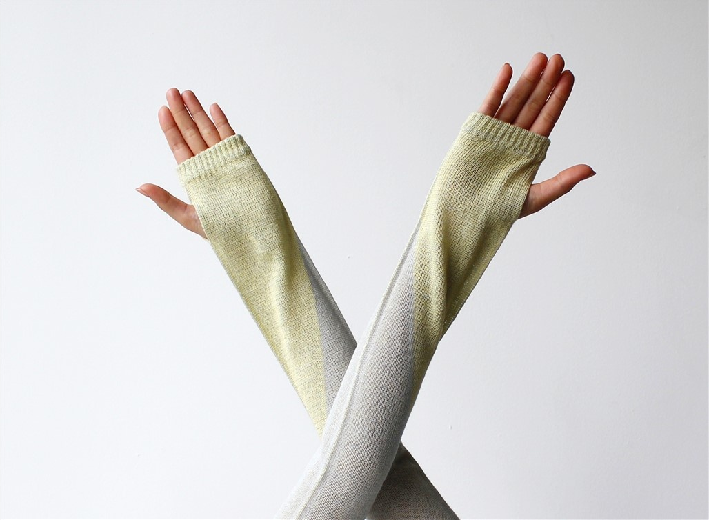 PERCENT arm covers