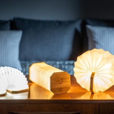 Gingko Smart Accordeon Lamp