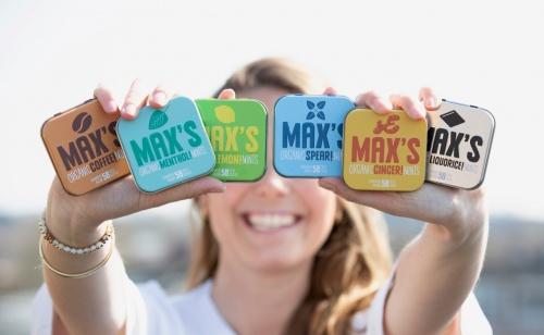Max's Organic Mints