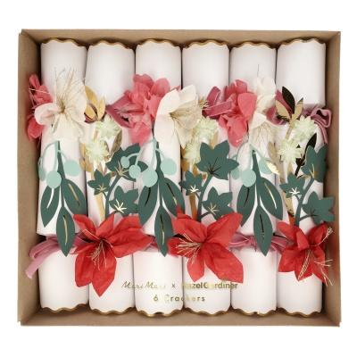 Hazel Gardiner flower crackers