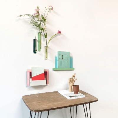 Magnetic ideas: home office