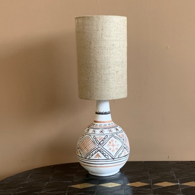 Table lamp Tribal