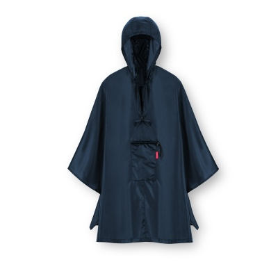 reisenthel mini maxi poncho dark blue