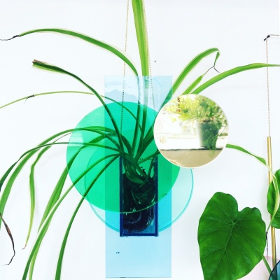 Eco-design planthanger vase