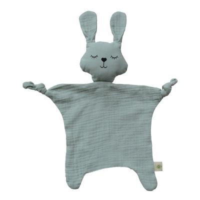 Doudou organic cotton bunny