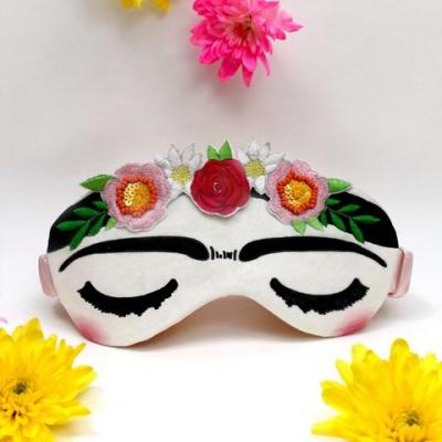 Frida Kahlo Eye Mask