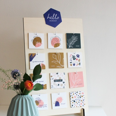 Gift labels - collectie 1