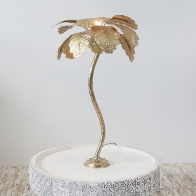Table Lamp Palm Tree Small