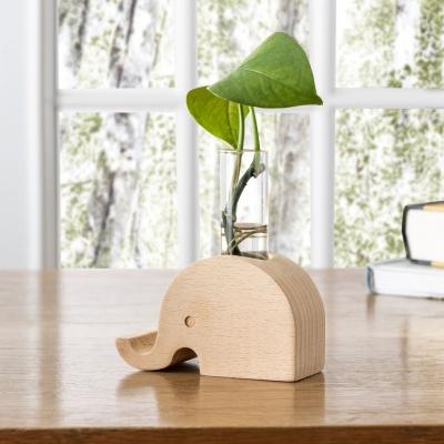 Elephant Propagation Vase