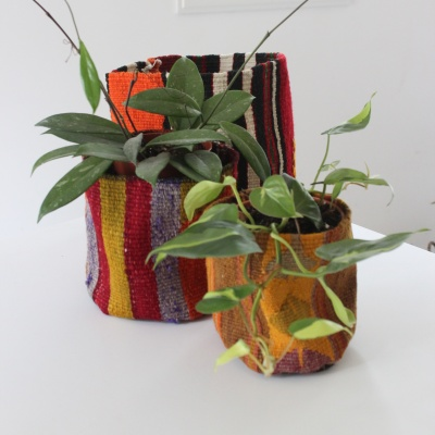 plant basket in 3 sizes