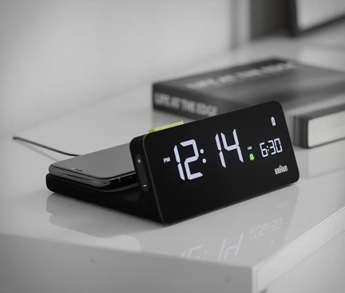 Braun Clocks