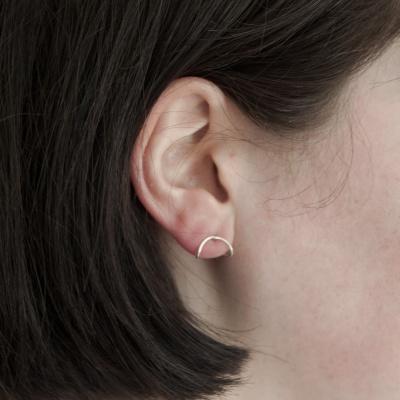 Earring Oval