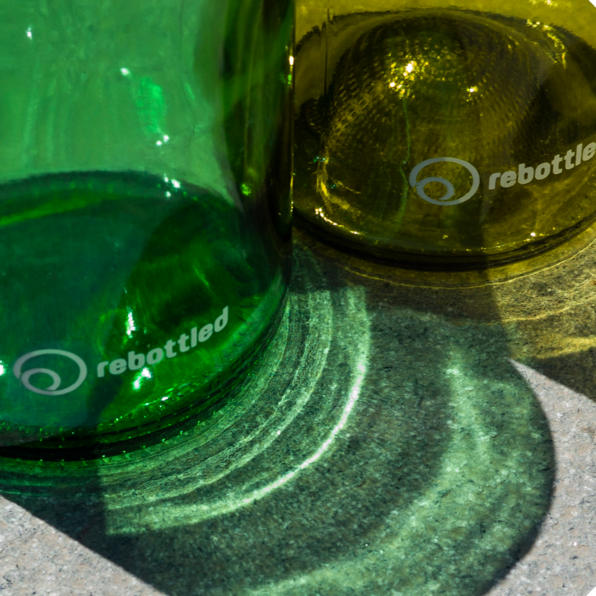 """<h1>Rebottled</h1>  <h2>A.67-g<br /> <a href=""""https://rebottled.nl/"""">rebottled.nl</a></h2>  <p>Rebottled makes iconic drinking glasses from empty winebottles. Their goal is to make with their designs a visual and staying impact on humans and the world. They challenge people to look further than the linear economy.</p>"""